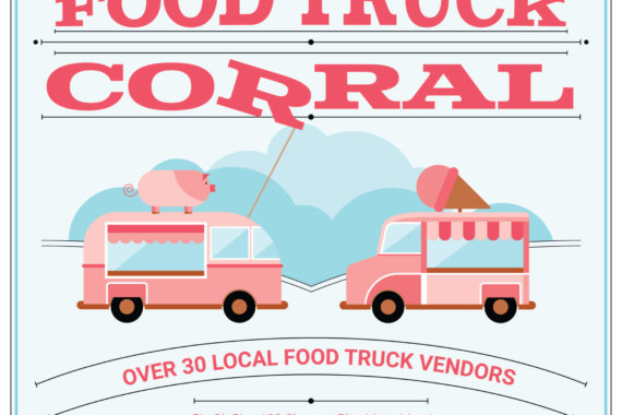 Food Truck Corral flyer
